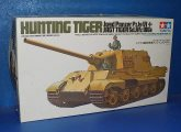 Tamiya 1/35 35058 Hunting Tiger (Cracked Decals) Date: 90's