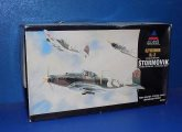Accurate Miniatures 1/48 3408 IL-2 Stormovik (Cracked Decals) Date: 90's