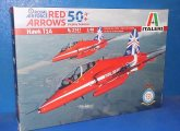 Italeri 1/48 2747 Hawk T1A Red Arrows Date: 00's
