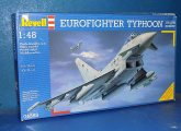 Revell 1/48 4568 Eurofighter Typhoon Single Seater Date: 00's