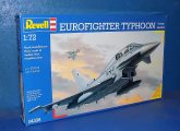Revell 1/72 04338 Eurofighter Typhoon Date: 00's
