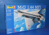 Revell 1/72 04369 MiG 1.44 MFI Date: 00's