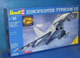 Revell 1/48 04568 Eurofighter Typhoon - single seater Date: 00's