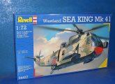 Revell 1/72 04427 Westland Sea King Mk41 Date: 00's