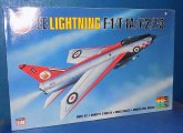 Airfix 1/48 09179 EE Lightning F-1/F-1A/F-2/F-3 Date: 00's
