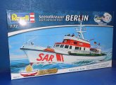 Revell 1/72 05211  Berlin - Search and Rescue Vessel Date: 00's