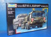 Revell 1/72 03145 SLT 50-3 Elefant and SaAnh.52t Date: 00's