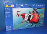 Revell 1/72 04460 Sikorsky H-19A Chickasaw Date: 00's