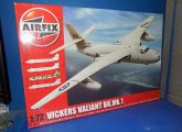 Airfix 1/72 04619 Vicker Valiant Bk.Mk.1 NO INSTRUCTIONS Date: 00's