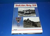 "Trojca - - Stug Abt/Brig 210 : The History of Sturmgeschütz-Abteilung/-Brigade 210 The ""Tiger's Head"" Brigade Date: 00's"