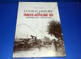 Peko - - Combat History of the Panzer Abteilung 103 Date: 00's