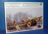 Trumpeter 1/35 02343 Soviet 122mm Howitzer 1938 M30 Early Date: 00's