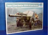 Trumpeter 1/35 02344 Soviet 122mm Howitzer 1930 M30 Late Version Date: 00's