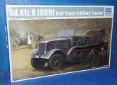 Trumpeter 1/35 09538 Sd.Kfz.8 (DB9) Half Track Artillery Tractor Date: 00's