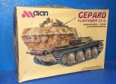 Alan Hobbies 1/35 - Gepard Flakpanzer 38 Date: 00's