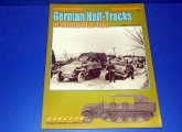 Concord - - 7054 - German Half Tracks of WW2 Date: 00's