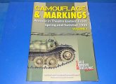 SAM - - Camouflage and Markings Armour in Eastern Front 1943 Vol 1 Date: 00's