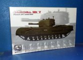 AFV Club 1/35 35155 Churchill Mk.V Date: 00's