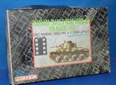 Dragon 1/35 3813 Track and Road Wheel set for Panzer 38(t) Date: 00's