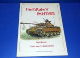 Osprey - - Vanguard 21 - The Pz.Kpfw Panther Date: 80's