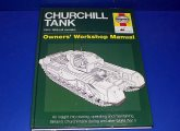 Haynes - - Churchill Tank Workshop Manual Date: 00's