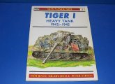 Osprey - - New Vanguard 5 - Tiger I Heavy Tank Date: 90's