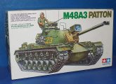 Tamiya 1/35 35120 M48A3 Patton Date: 00's