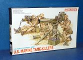 Dragon 1/35 3012 US Marine Tank Killers Date: 00's