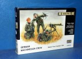Master Box 1/35 3526 German Machine Gun Team Date: 00's
