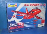 Revell 1/32 04284 Bae Hawk T1 Red Arrows Date: 00's