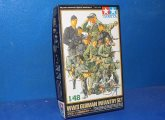 Tamiya 1/48 32512 German Infantry Set Date: 00's