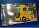 Revell 1/24 07550 MAN TG-A Date: 00's