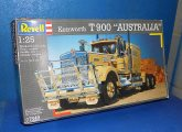 Revell 1/25 07549 Kenworth T900 Australia - NO INSTRUCTIONS or Decals Date: 00's