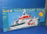 Revell 1/72 05226 Search And Rescue Cruiser Arkona Date: 00's