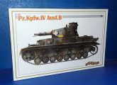 Cyber Hobby 1/35 6297 Pz.Kpfw.IV Ausf.B Date: 00's