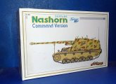 Cyber Hobby 1/35 6646 Sd.Kfz.164 Nashorn Command Version Date: 00's