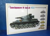 Cyber Hobby 1/35 6327 Tauchpanzer IV Ausf.D Date: 00's