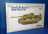 Cyber Hobby 1/35 6607 Stug.III Ausf.G Initial Production Date: 00's