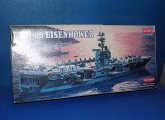 Academy 1/800 1440 CVN-69 Eisnhower (No Instructions) Date: 00's