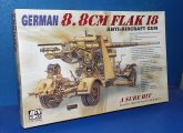 AFV Club 1/35 35088 8.8cm Flak 18 (No Instructions) Date: 00's