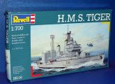 Revell 1/700 05116 HMS Tiger Date: 00's