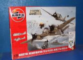 Airfix 1/72 50171 Dogfight Double - Beaufighter TFX and Fw190A-8 Date: 00's