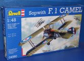 Revell 1/48 04580 Sopwith Camel Date: 00's