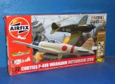Airfix 1/72 50127 Dogfight Double - P-40B Warhawk and Zero Date: 00's