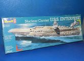 Revell 1/720 05046 USS Enterprise Nuclear Carrier (No Instructions) Date: 00's