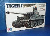 Tamiya 1/35 35216 Tiger I (No Tracks) Date: 00's
