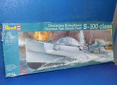 Revell 1/72 05051 S-100 Schnellboot (No Instructions) Date: 00's