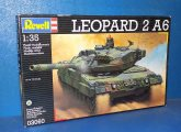 Revell 1/35 03060 Leopard 2 A6 Date: 00's