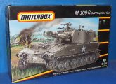 Matchbox 1/35 40711 M-109G Self Propelled Gun Date: 90's