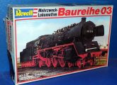 Revell 1/87 02166 Lokomotive Baureihe 03 (No Instructions) Date: 90's